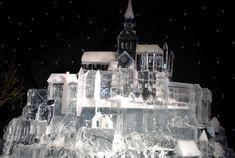 Si l'on excepte le froid et le mauvais temps, l'hiver est une fantastique saison. Pendant cette période et partout dans le monde, des artistes rivalisent d'ingéniosité pour réaliser des sculptures faites de neige ou de glace à la beauté époustoufla...