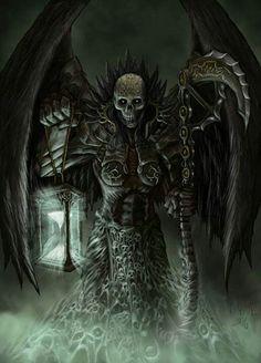 Badass Grim Reaper