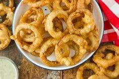 Recipe: Beer Battered Onion Rings