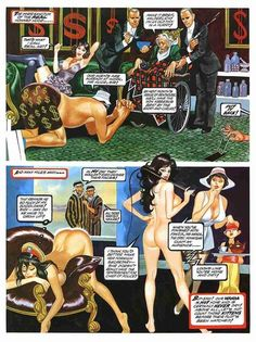 Oh, Wicked Wanda! 1975 Penthouse Humor Magazine