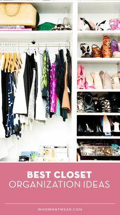 11 ways to keep your wardrobe in tip-top shape. // #HowTo #Tips