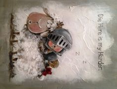 Die Here is my Herder Bible Verse Wall Art, Bible Verses, Bible For Kids, A Blessing, Art Gallery, Alice, Marriage, Afrikaans, Drawings