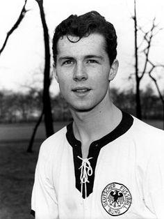 Franz Beckenbauer-der Kaiser