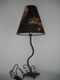 """Lampe """"Vendanges"""""""