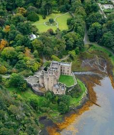 Dunvegan Castle | Home to the Clan McLeod of Scotland for the past 800 years.