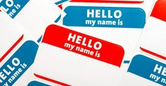 Naming your baby perfectly may be even more important than you realized. A new study found that people can match strangers' names to their faces.-- Wow, I guess I never thought about whether I can do this or not.