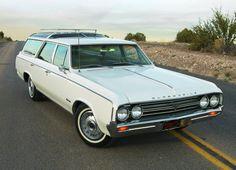 1964 Oldsmobile Vista Cruiser • Photo courtesy of Jeff Koch
