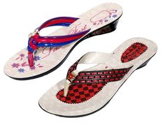 Indistar Women's Krocs Flip Flop (Pack Of 2 Pairs) >>> Check out the image by visiting the link.
