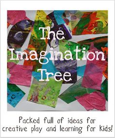 The Imagination Tree...Incredible blog!  All mommies need to check this out =)