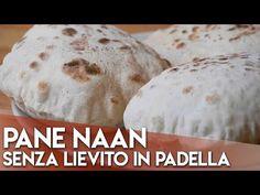 Naan, Focaccia Pizza, Bun Recipe, Biscotti, Cupcakes, Kefir, Food Design, Cooking Time, Bread Recipes