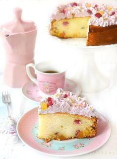 Caffettiera in ceramica rosa Villa d'Este Home Tivoli  Questa torta sono certa che vi conquisterà dovete assolutamente provarla   per...
