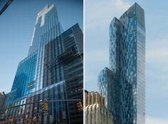 башня One57 (Нью-Йорк, 2005 / 2009 — 2014