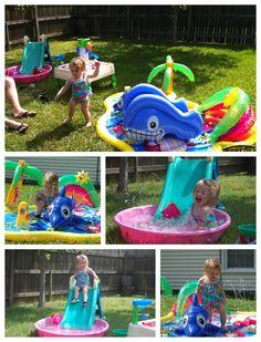 Set up your own backyard Water Wonderland!