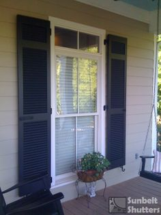 1000 Images About Sunbelt Shutters Louvereds On Pinterest