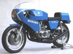 Racing Cafè: Suzuki GT 750 1972-1978