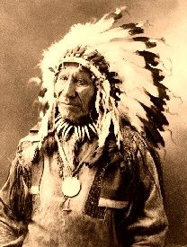 American Horse - Sioux Chief
