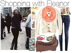 """""""Shopping with Eleanor"""" by victoria-rose-styles ❤ liked on Polyvore"""