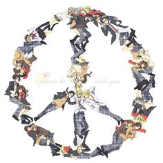 Hetalia- World Peace
