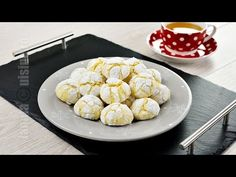 YouTube Romanian Desserts, Romanian Food, Romanian Recipes, Cookie Recipes, Dessert Recipes, Lemon Cookies, Sweet Pastries, No Cook Desserts, Those Recipe