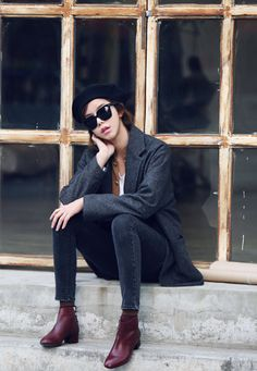 Cool womenswear