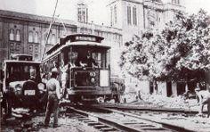 1902 - Largo São Bento.