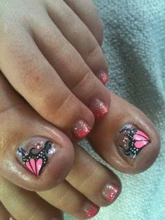 1000 images about nails on pinterest pies french - Nuevas decoraciones de unas ...