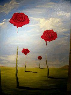 New Beautiful Art Surrealism Salvador Dali Ideas Salvador Dali Gemälde, Salvador Dali Paintings, Surreal Art, Types Of Art, Oeuvre D'art, Amazing Art, Cool Art, Art Photography, Street Art