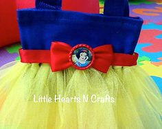 Frozen tote bag Anna purse Princess Tutu by LittleHeartsNCrafts
