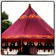 Meet me under the gypsy tent