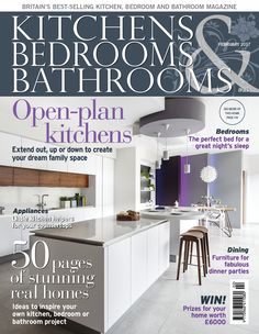 Photo Album Website Kitchens Bedrooms u Bathrooms magazine February