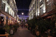 Em uma travessinha bem charmosa da Regent St temos o Ice Bar (31-33 Heddon Street) e vários restaurantes mega agradáveis.