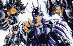Animes: Saint Seiya - Los Caballeros del Zodiaco [Mega]