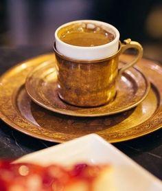 Turkish coffee at the Istanbul Grand Bazaar   Flickr - Photo Sharing! #turkishcoffee #turkishcoffeepot #coffeeset I Love Coffee, Coffee Set, Black Coffee, Coffee Drinks, Nespresso, Starbucks, Turkish Coffee Cups, Coffee Photography, Turkish Recipes