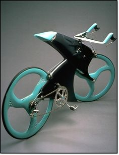 BMW design bike.  Love the look but the saddle doesn't look like it would ride well for my geometry needs?  I certainly would beta test this.