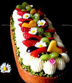 Crostata frangipane al pistacchio, namelaka e frutta https://www.facebook.com/patrizia.gasparetti/media_set?set=a.1460112917343252.1073742180.100000336744851&type=3&pnref=story