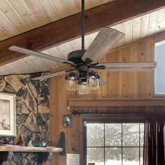 Three Posts Sudie 5 Blade LED Ceiling Fan Accessories: Standard No Remote