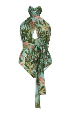 Shop Paradise Cross-Front One Piece. This **PatBo** Paradise Cross-Front One Piece features a cross tie one piece with a front cut out. Summer Wear, Summer Outfits, Cute Outfits, Pat Bo, Tropical Outfit, Jolie Lingerie, Moda Chic, Cute Bathing Suits, Bathing Beauties