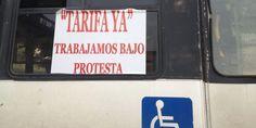 ANTONIO VALLADARES  Amenazan este miércoles con parar unas 30 rutas del…