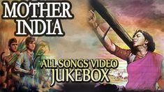 Mother India [1957] - Video Songs Jukebox | Nargis, Sunil Dutt, Rajendra...