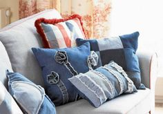 I love these pillows. Instructions are in Polish but the visuals are good and…