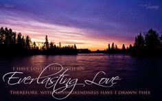 everlasting perfect love of god   Everlasting Love