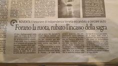 L'INDIPENDENZA DI SAN MARCO: INDIPENDENZA VENETA DERUBATA! CHIEDA RIMBORSO A RO...