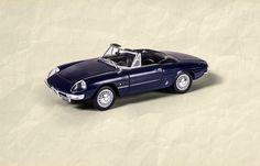 Alfa Romeo 1600 Spider Duetto (1966)