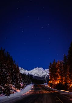 Jasper National Park is the world's largest dark sky preserve.