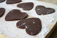#DIY Faux Bois Cookies