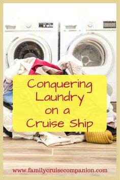 Avoid taking excess baggage on your cruise. Reduce your family packing with these tips for managing laundry on a cruise ship. Packing List For Cruise, Cruise Tips, Cruise Travel, Packing Tips For Travel, Cruise Vacation, Disney Cruise, Family Cruise, Family Travel, Cruise Formal Night