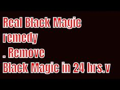 Remove Black Magic in 24 hrs. Real Black Magic, Miracle Prayer, The Cure, Prayers, Remedies, How To Remove, Reading, Youtube, Home Remedies