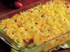 Impossibly Easy Breakfast Bake Recipe : Food Network - FoodNetwork.com