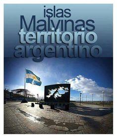Territorio Argentino. Malvinas Argentinas.