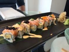 Sushi - UNI Restaurant, Ebury St, London